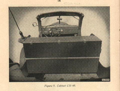 Scr 193 Ww2 Military Radio