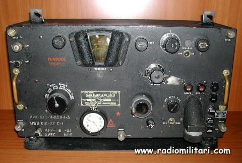 Bc342 receiver