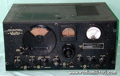 BC 787 Military Radio