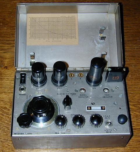 RADIO SET Mk VII Paraset
