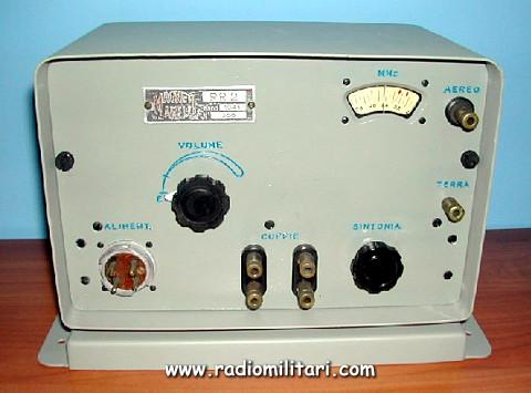 Radio Receiver Marelli RR 2